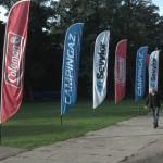 Flagi reklamowe 5 metrów