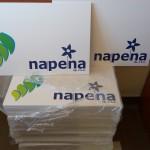Tabliczki znamionowe Napena