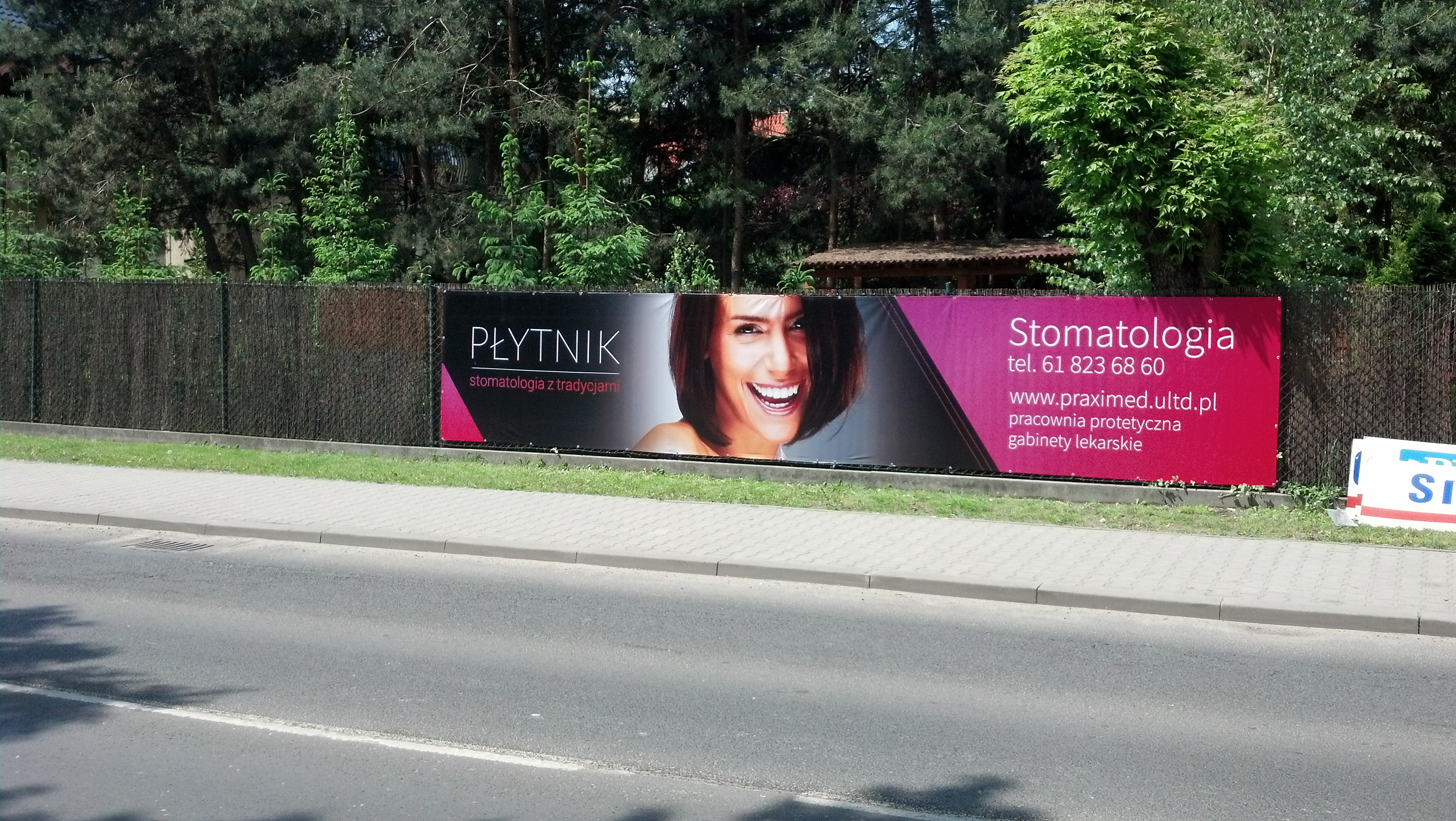 Reklama Płytnik Stomatolog