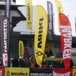 Flagi Reklamowe Volkl, Marker i Campingaz