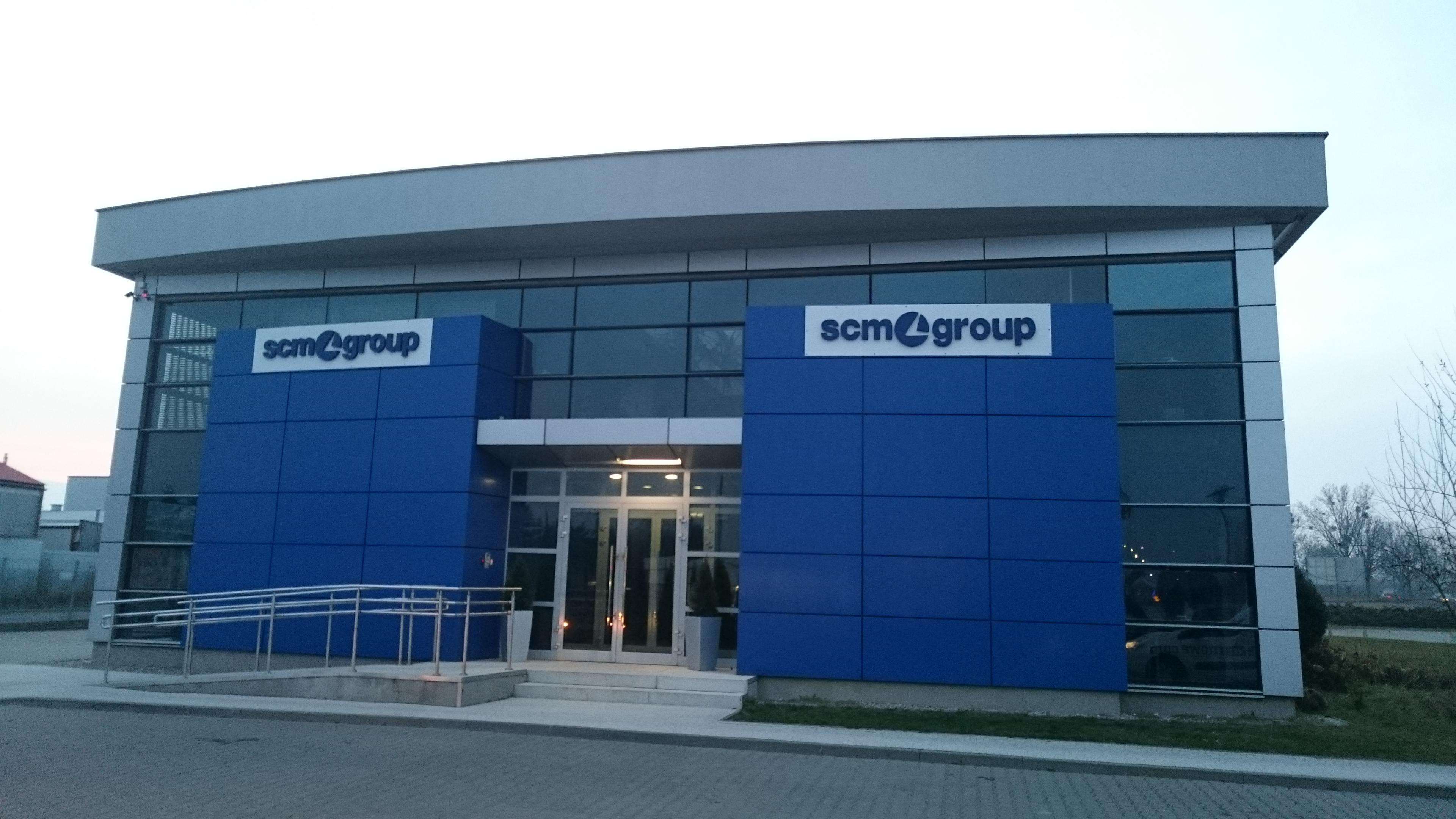 Litery Przestrzenne 3D SCME Group
